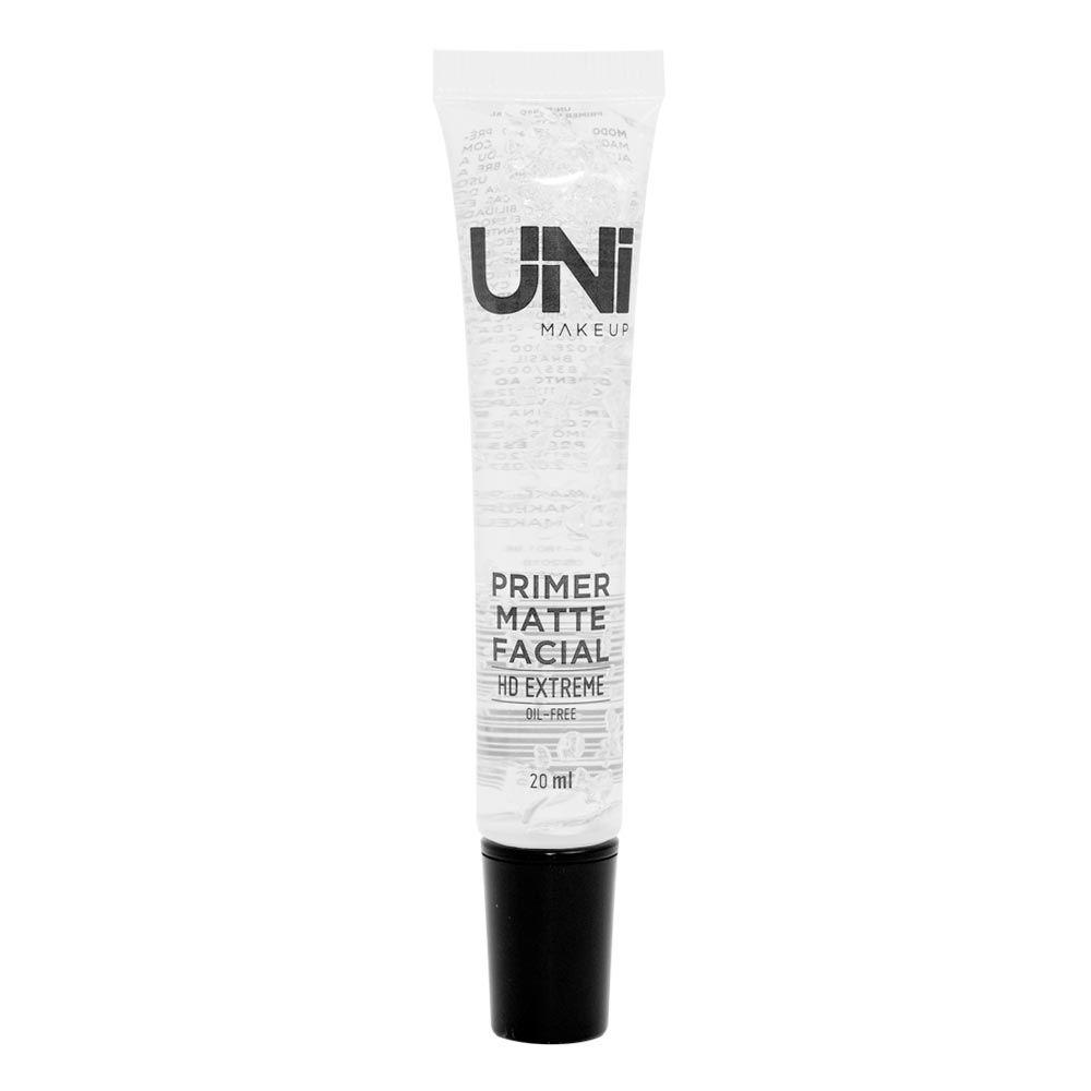 Primer Matte Facial Uni Makeup HD Extreme