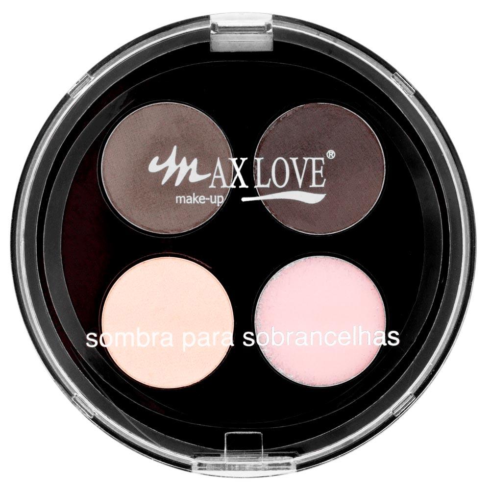 Quarteto Para Sobrancelha Max Love Studio 01