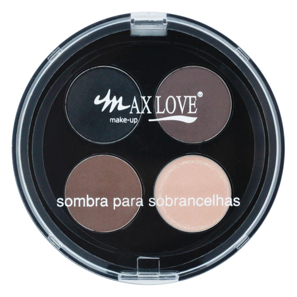 Quarteto Para Sobrancelha Max Love Studio 02