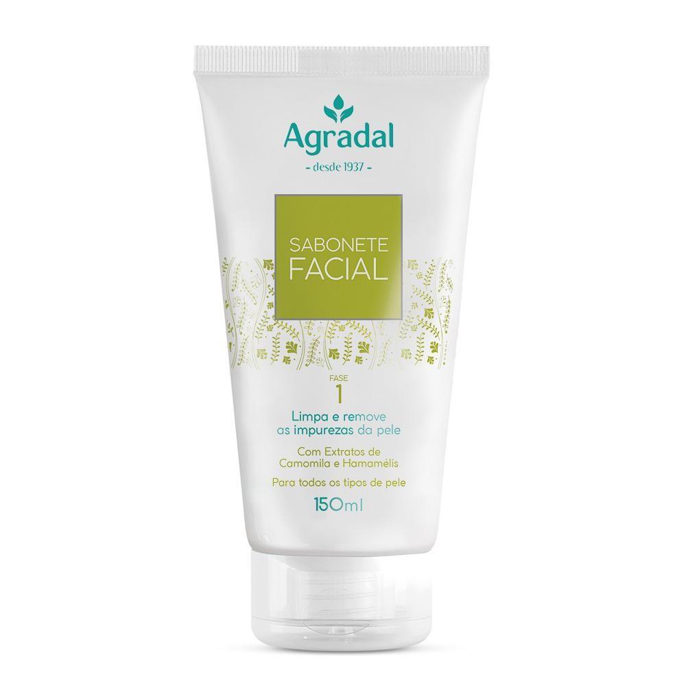 Sabonete Líquido Facial Agradal 150ml