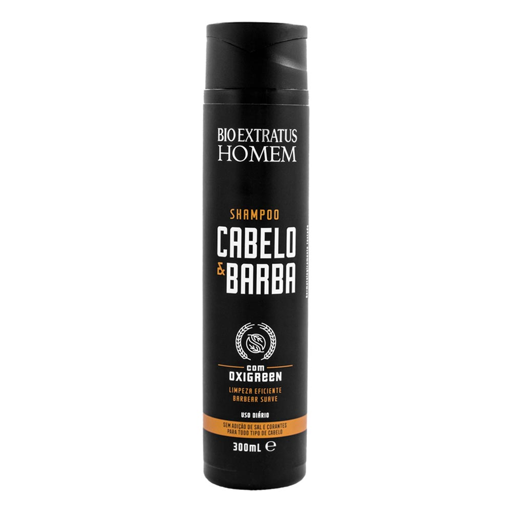 Shampoo Bio Extratus Cabelo e Barba 350ml