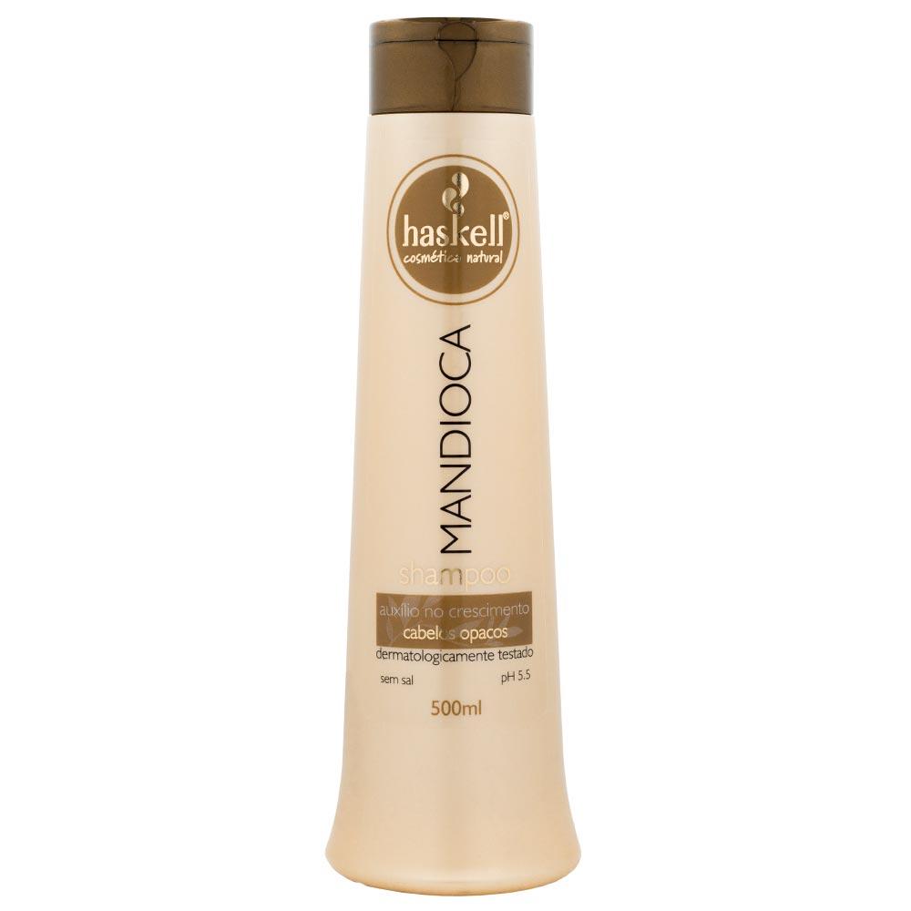 Shampoo Haskell Mandioca 500 ml