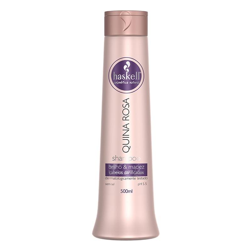 Shampoo Haskell Quina Rosa