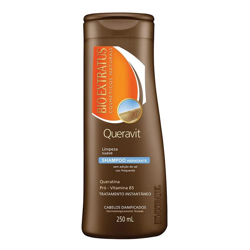 Shampoo Hidratante Bio Extratus Queravit 250ml