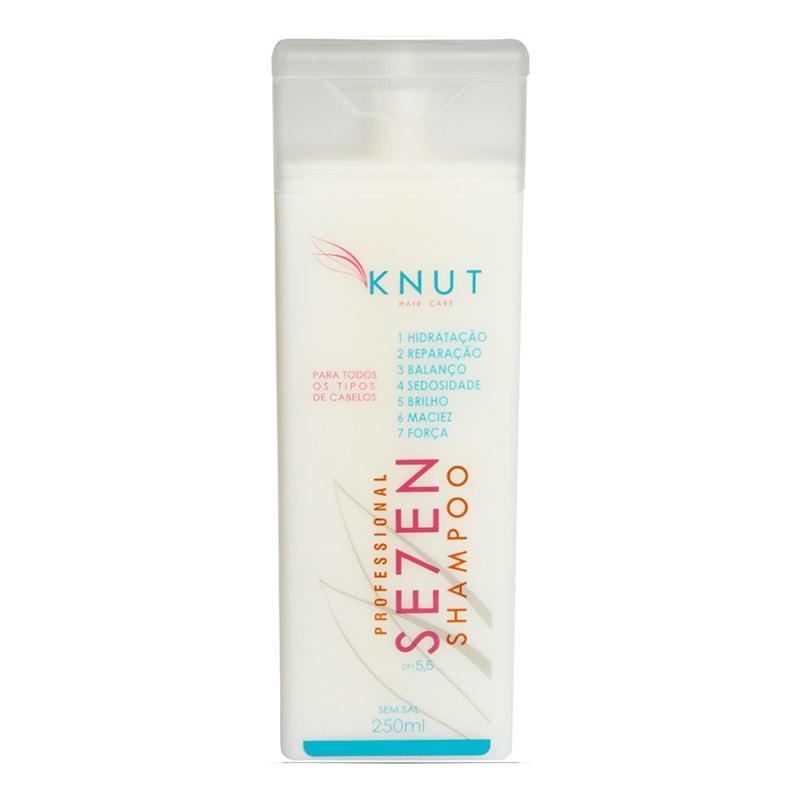 Shampoo Knut Se7en 250ml