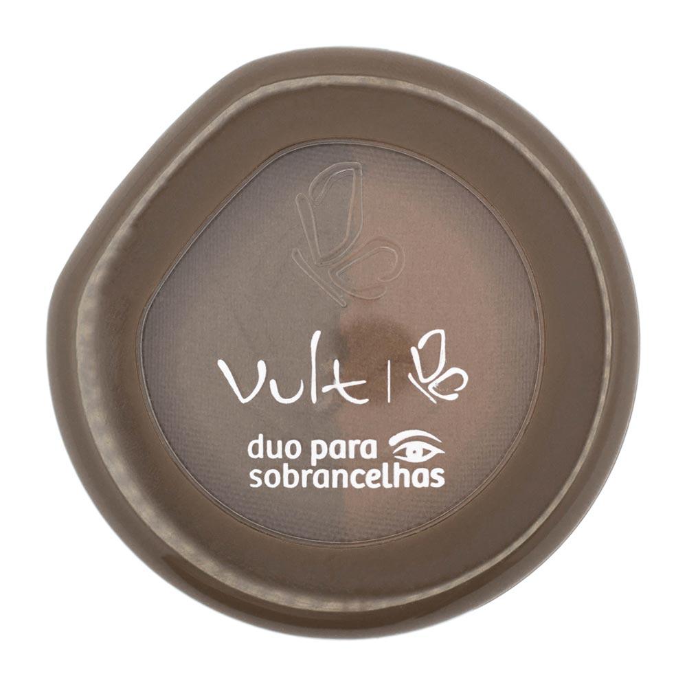 Sombra Duo Para Sobrancelhas Vult