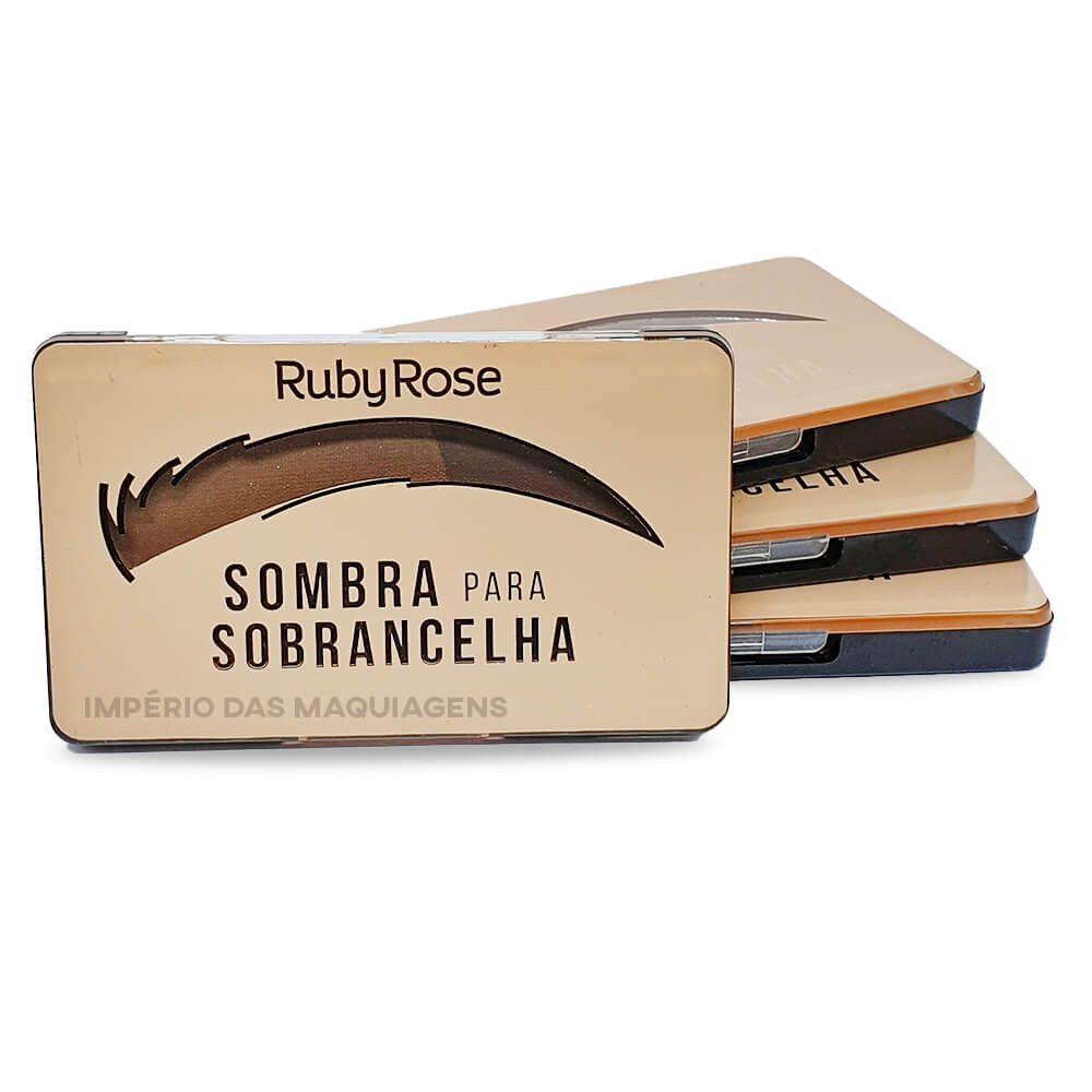 Sombra Para Sobrancelhas Ruby Rose HB- 9355