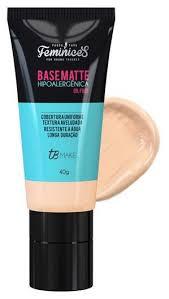 Tb Make Base matte Hipoalergênica  PPF   C20 - Pausa para Feminices
