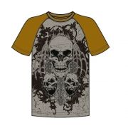 Camiseta Raglan Psychotic