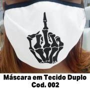 Máscara em Tecido Cod 002