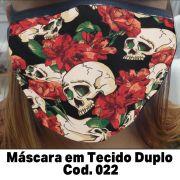 Máscara em Tecido  Cod. 022