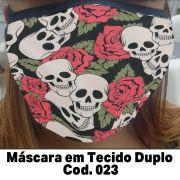 Máscara em Tecido  Cod. 023