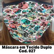 Máscara em Tecido  Cod. 027