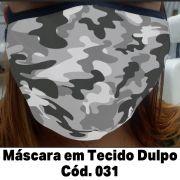 Máscara em Tecido Cod. 031