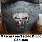 Máscara em Tecido Cod. 034