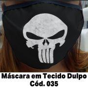 Máscara em Tecido Cod. 035