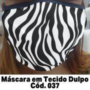 Máscara em Tecido  Cod. 037