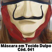 Máscara em Tecido  Cod. 041