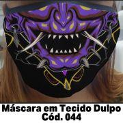 Máscara em Tecido  Cod. 044