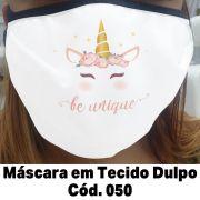 Máscara em Tecido  Cod. 050