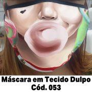 Máscara em Tecido  Cod. 053