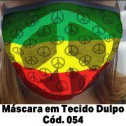 Máscara em Tecido  Cod. 054