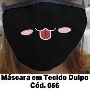 Máscara em Tecido  Cod. 056