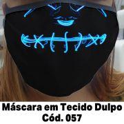 Máscara em Tecido  Cod. 057