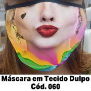 Máscara em Tecido  Cod. 060