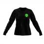 Camiseta Vulcan 650 s Black M Longa (Feminina)