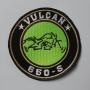 Vulcan 650 S - Patch Frente