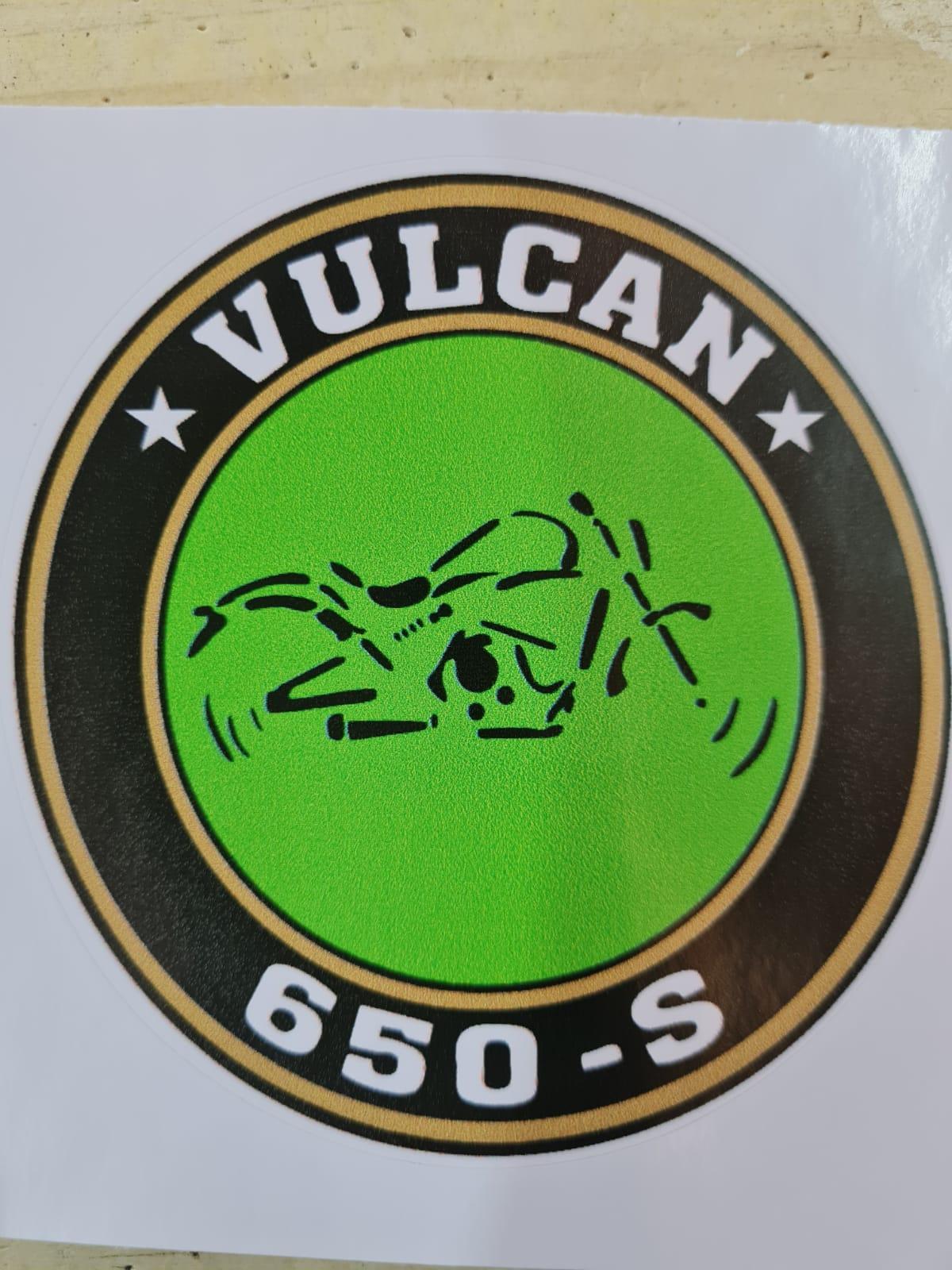 Adesivo Vulcan 650