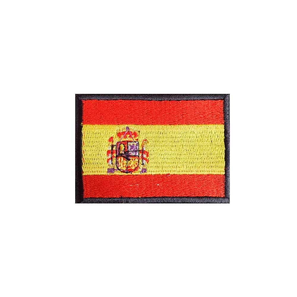 Bandeira Espanha 7x5 cm