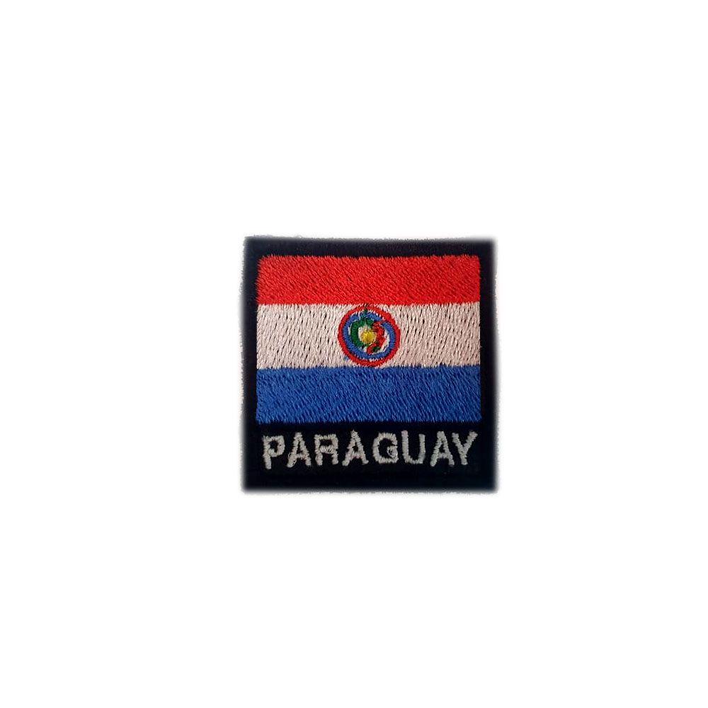 Bandeira Paraguai