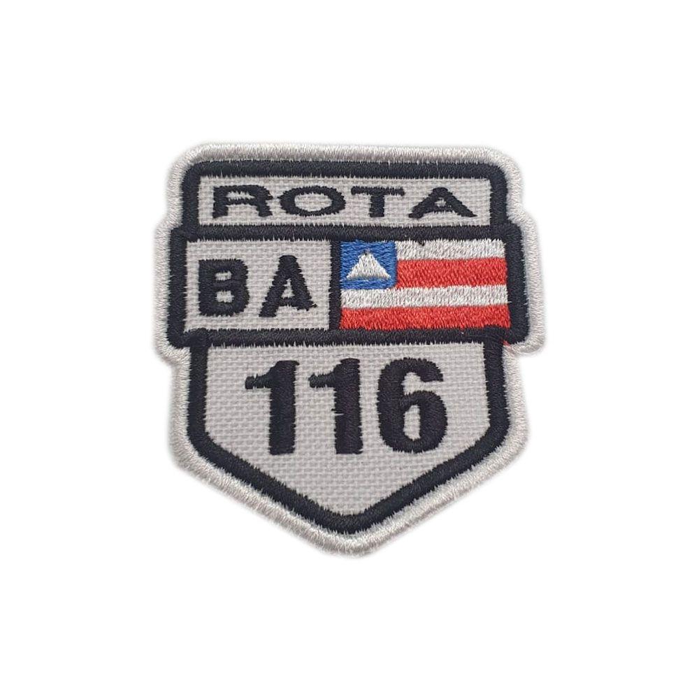 Bordado Rotas 116 BA