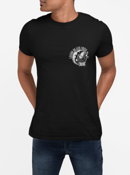 Camiseta Legião da Lua Cheia