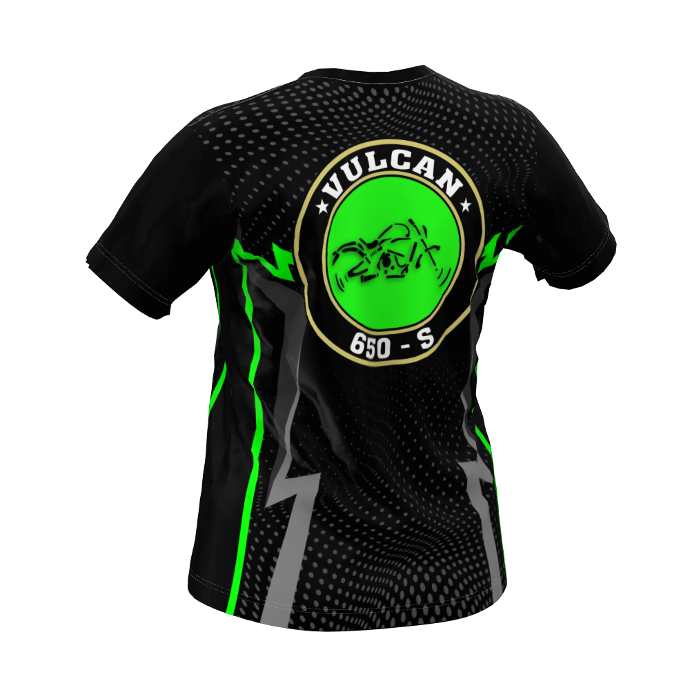 Camiseta Vulcan 650 s Color (Feminina)
