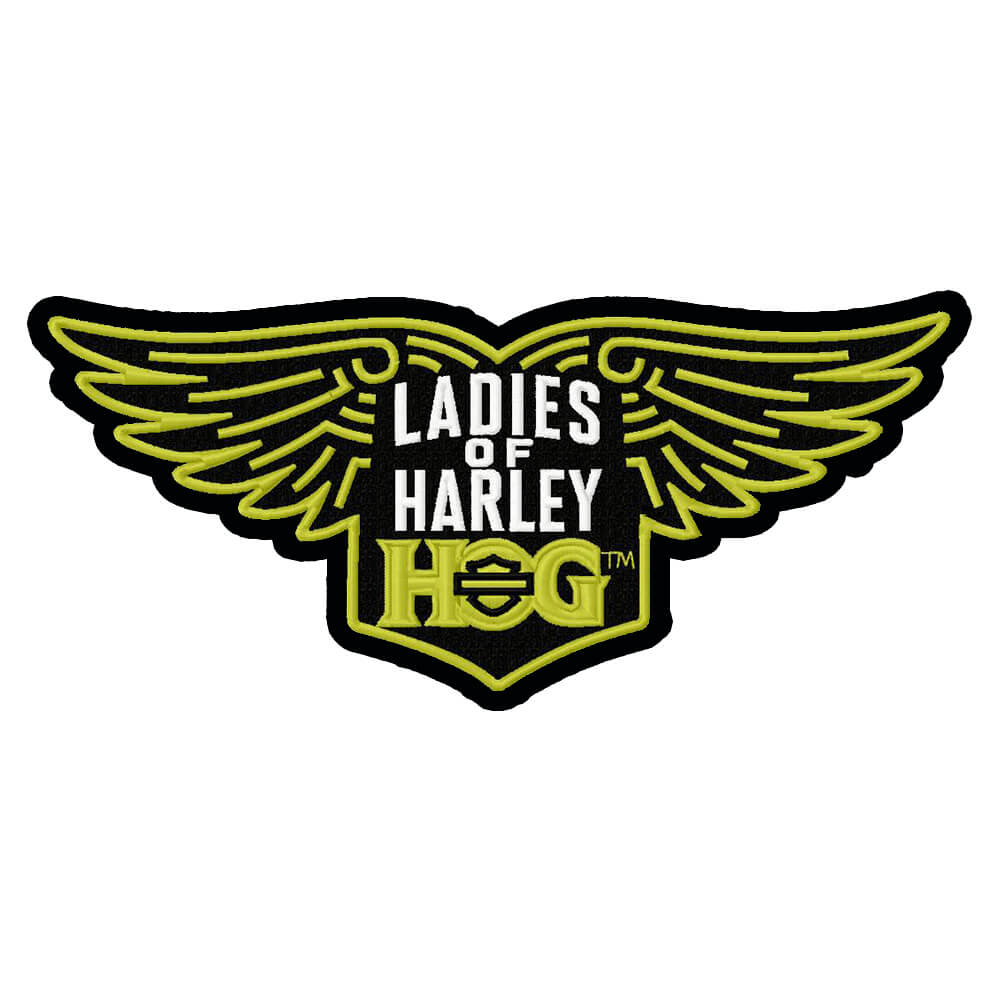 LOH - Ladies - Brasão