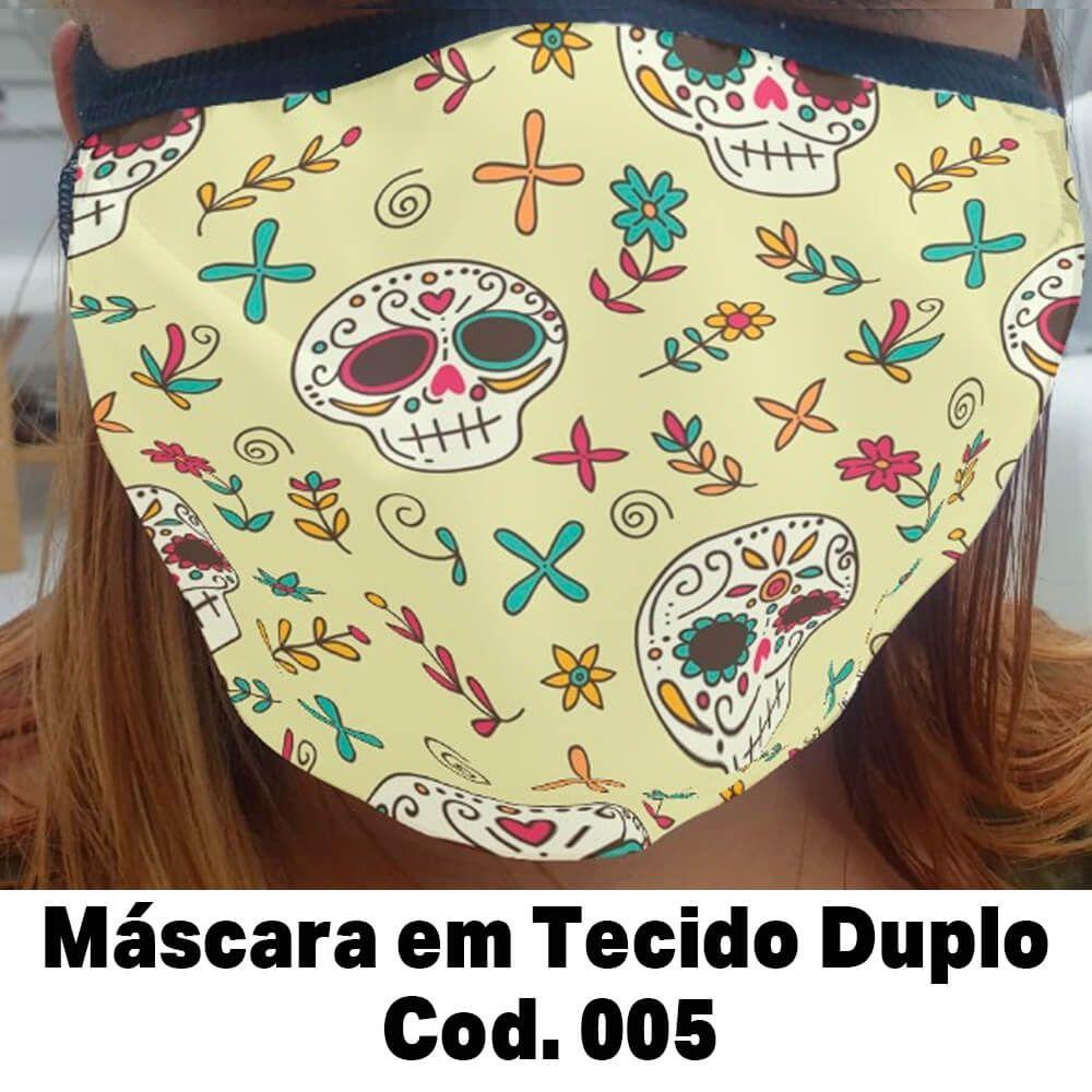 Máscara em Tecido  Cod. 005