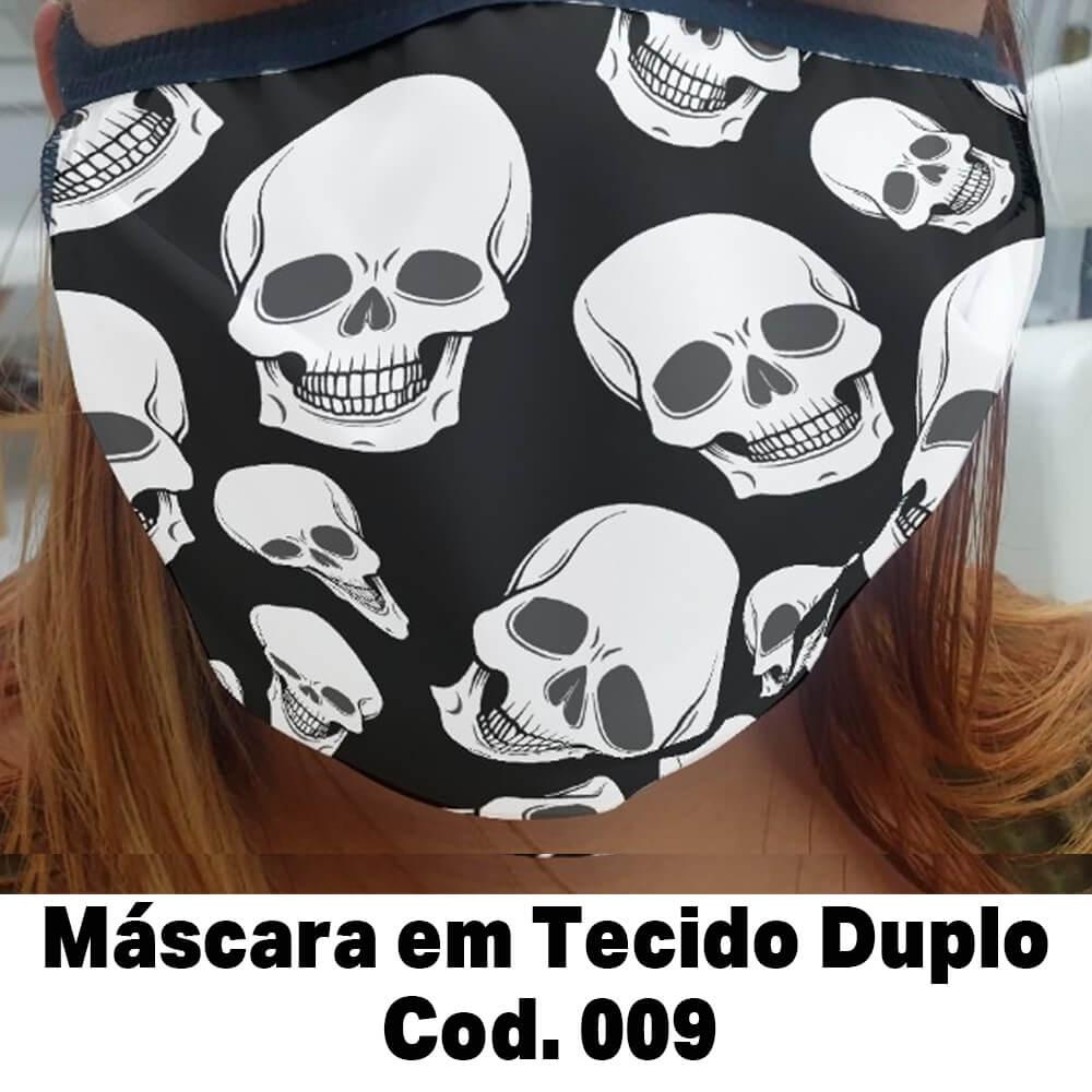Máscara em Tecido  Cod. 009