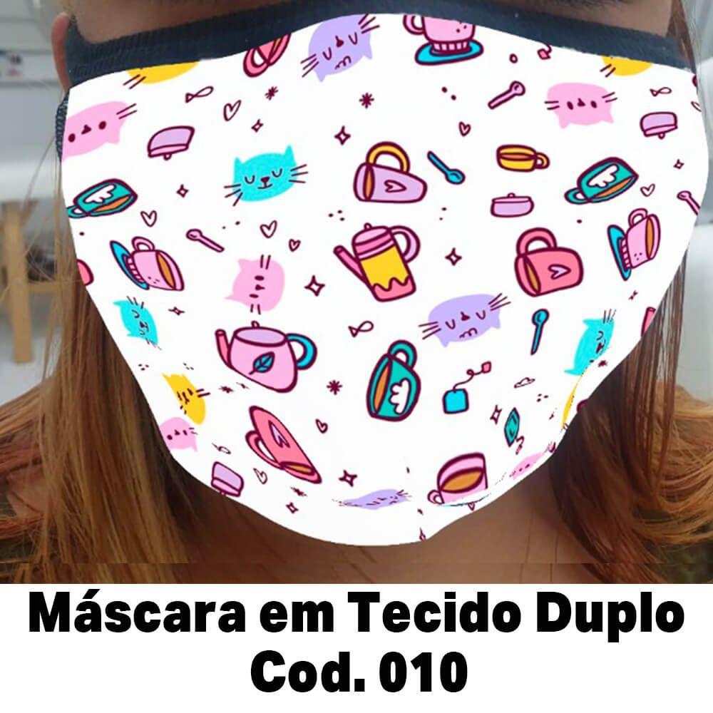 Máscara em Tecido  Cod. 010