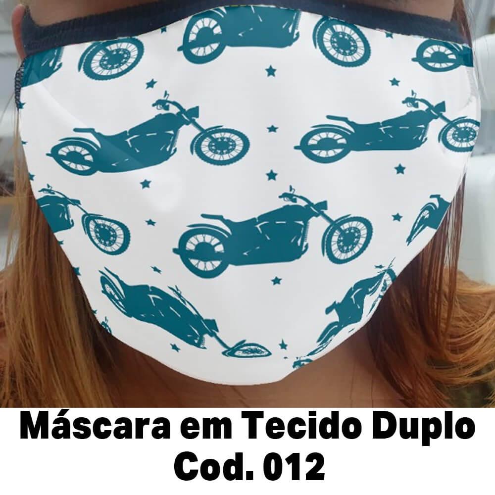 Máscara em Tecido  Cod. 012