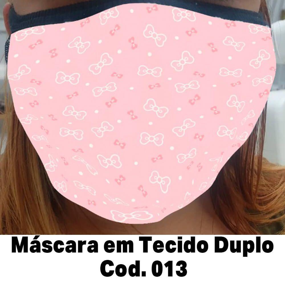 Máscara em Tecido  Cod. 013