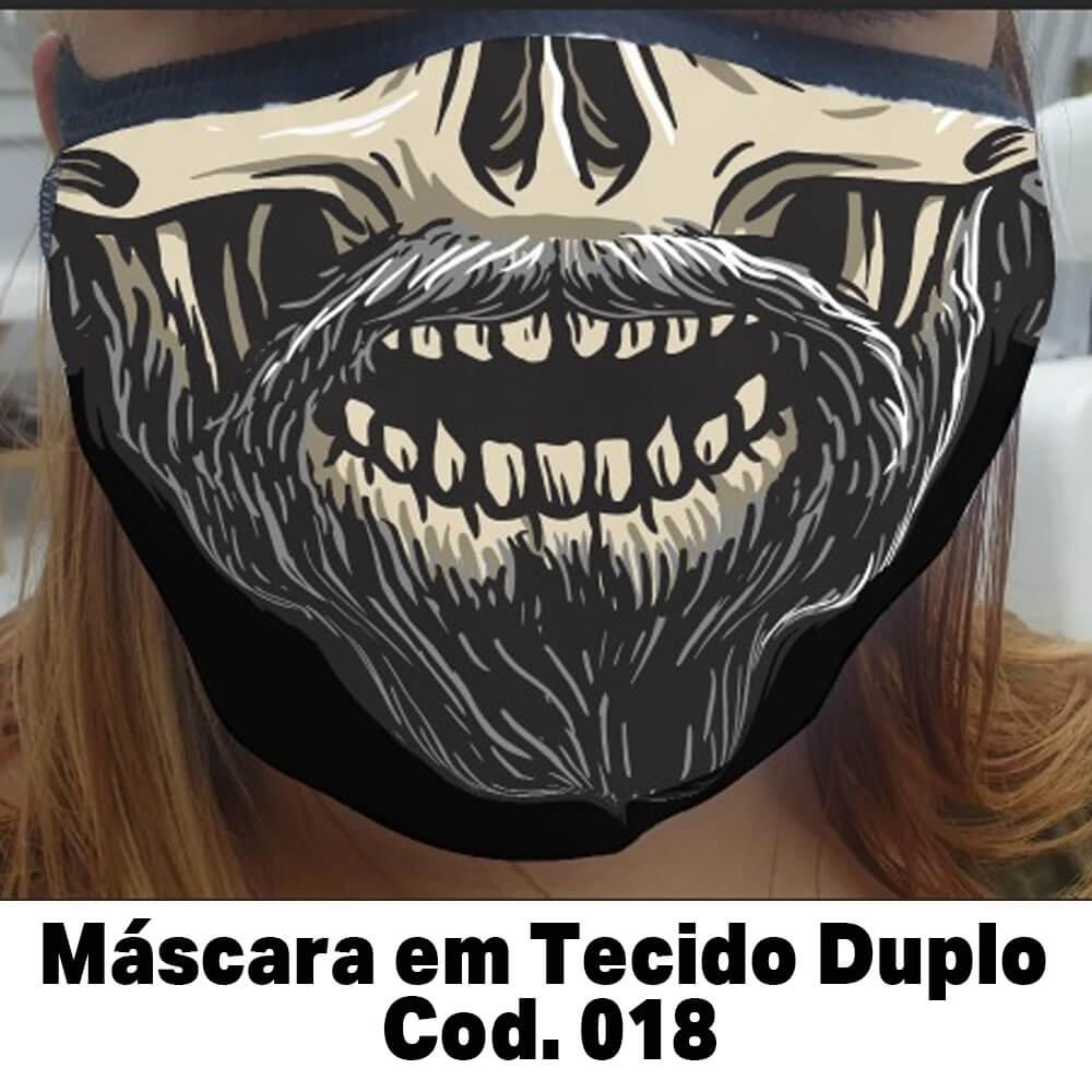 Máscara em Tecido  Cod. 018