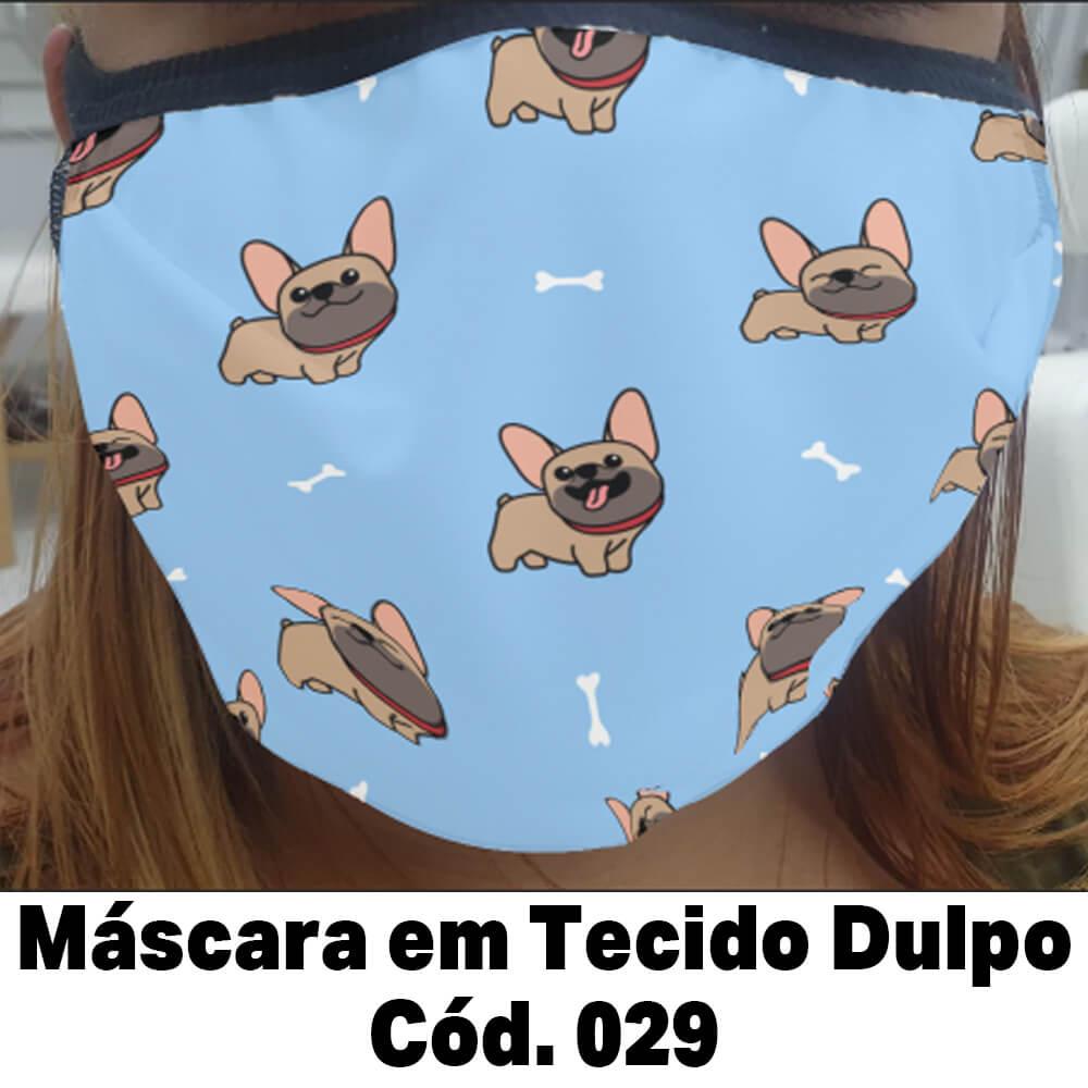 Mascara em Tecido Cod. 029