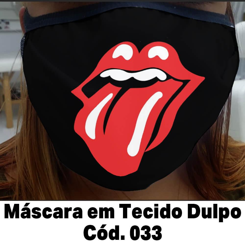Máscara em Tecido Cod. 033