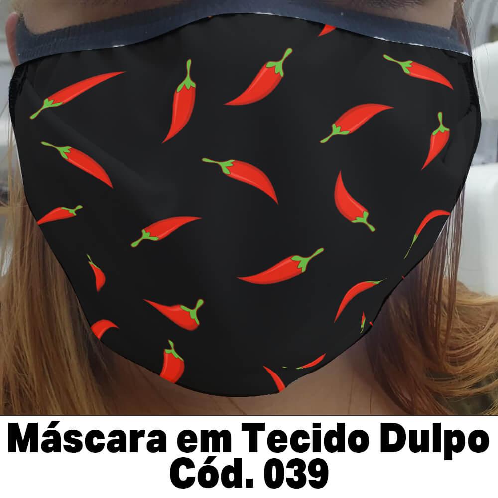 Máscara em Tecido  Cod. 039