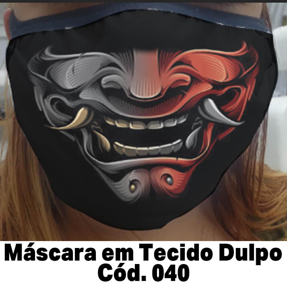 Máscara em Tecido  Cod. 040