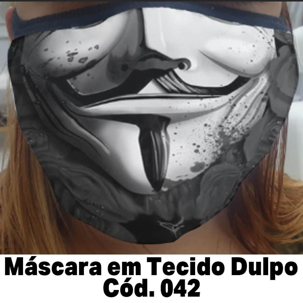 Máscara em Tecido  Cod. 042