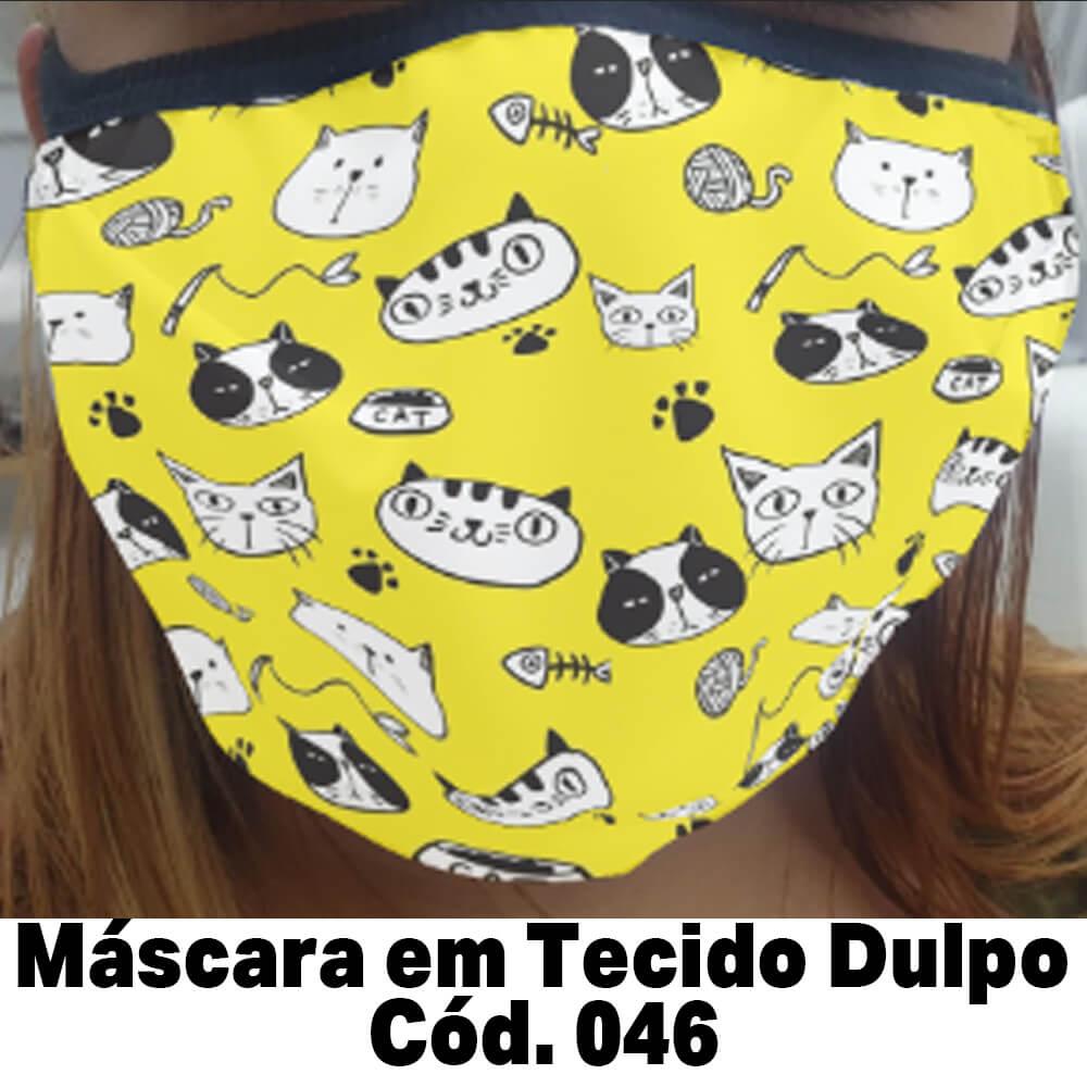 Máscara em Tecido  Cod. 046